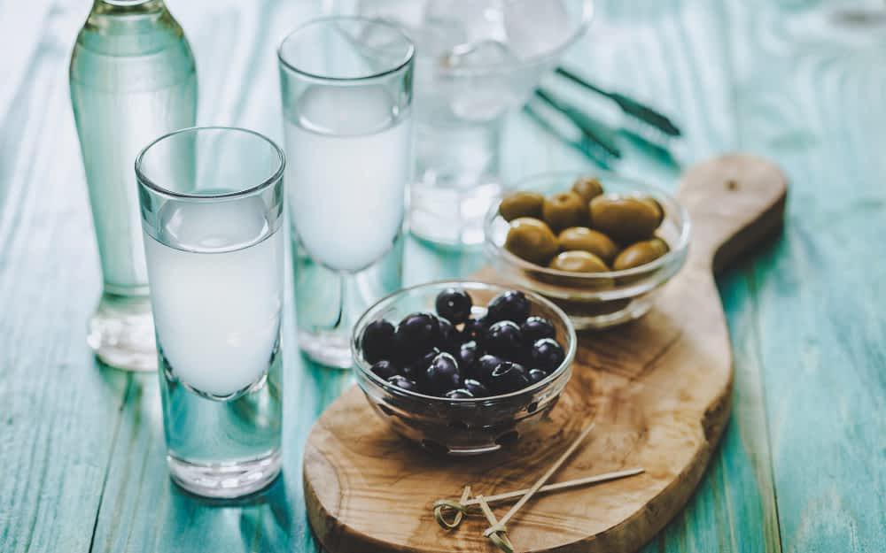 Drinks in Greece - 12 Popular Greek Drinks to try in Greece