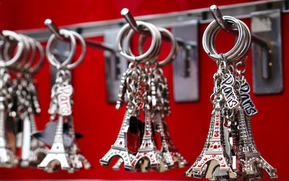 Eiffel Tower Replica - Paris Souvenirs
