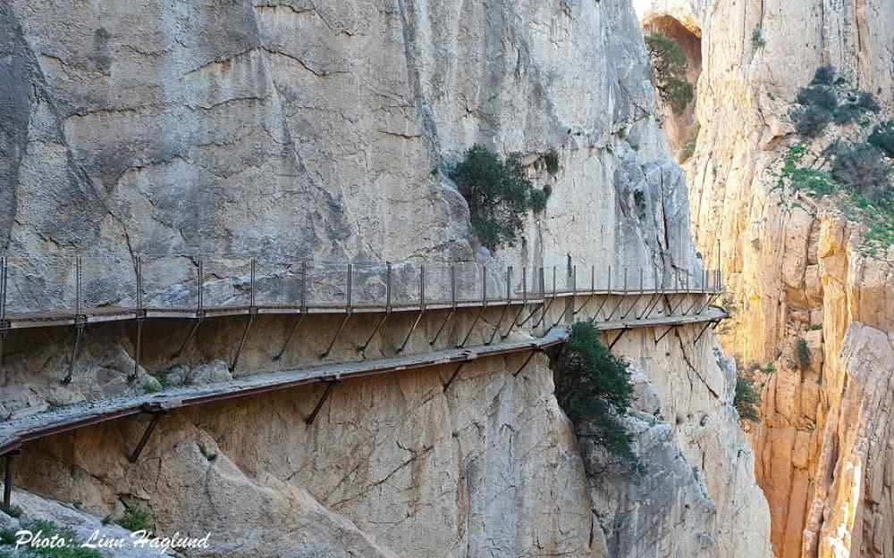 El Caminito del Rey - © Photo by Andalucia Hiking