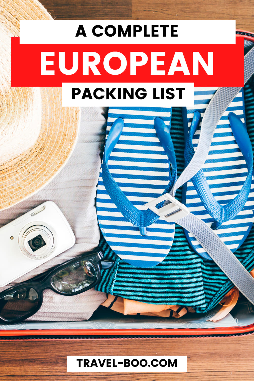 Packing List for Europe. What to Pack for a European Winter & Summer Holiday Trip! Europe Travel, Europe Travel Guide, Pack for Europe, Europe Travel Tips, European Travel Guide.