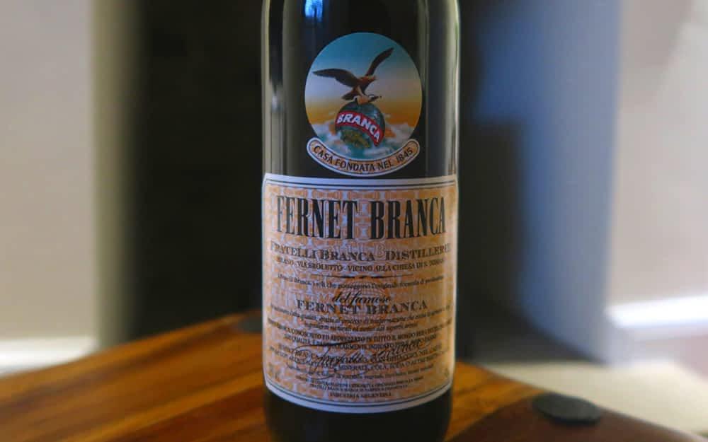 Fernet - Italian Spiritz