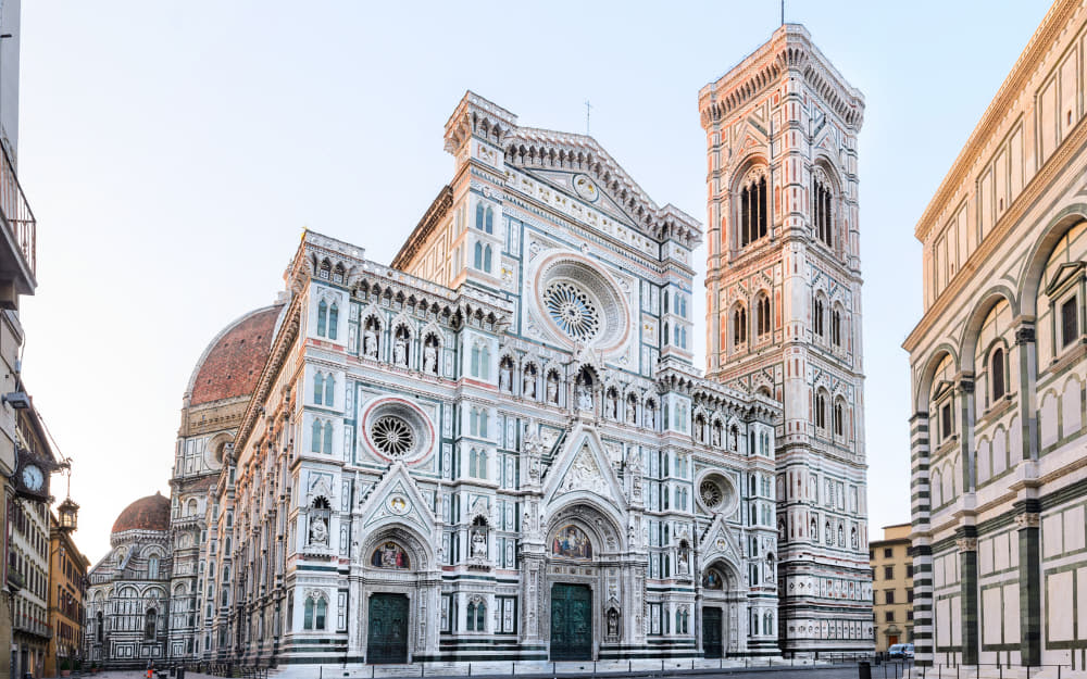 Florence Cathedral - Landmarks in Italy