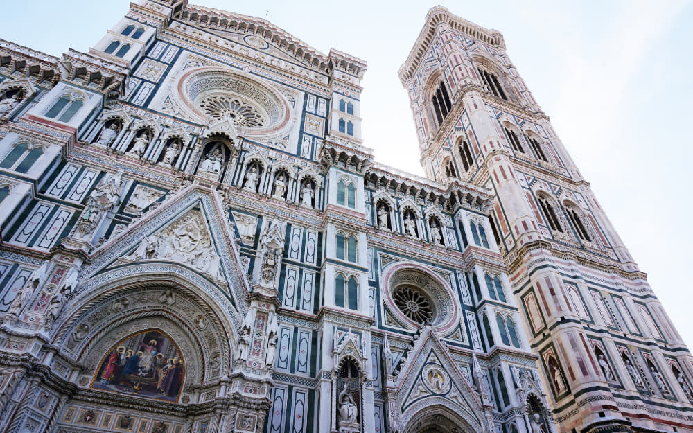 Florence Duomo - How to get from Siena to Florence