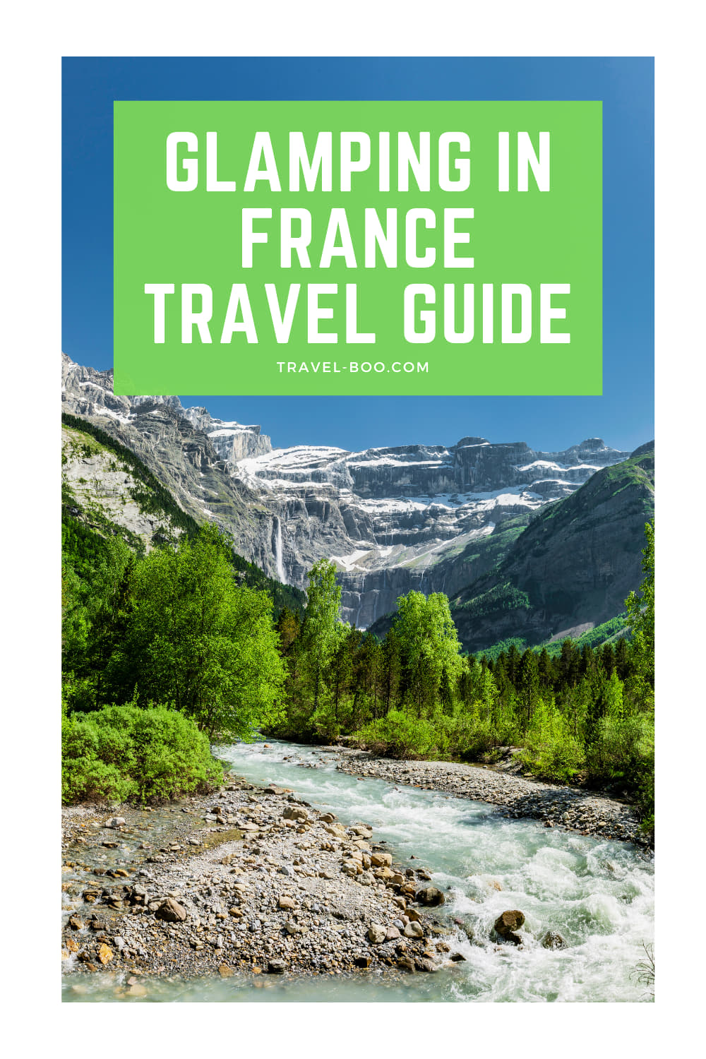 The 7 Best French Luxury Camping Sites For Glamping in France! France Travel, Glamping in France, France Glamping, France Camping, France Travel Itinerary, Camping in France.