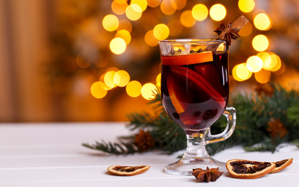 Gluhwein - German Wine © Image Courtesy of Lana_M from Getty Images by Canva