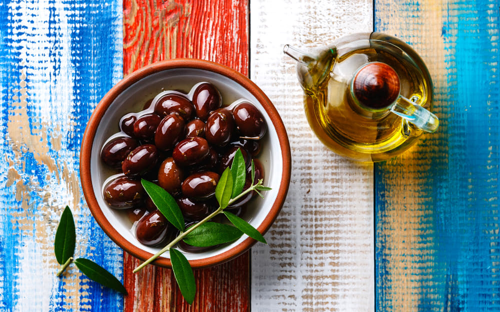Greece Olive Oil