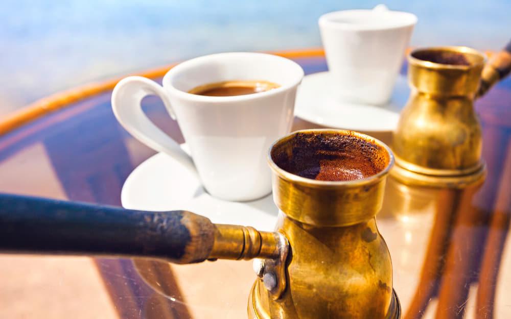 Greece Souvenirs - Coffee