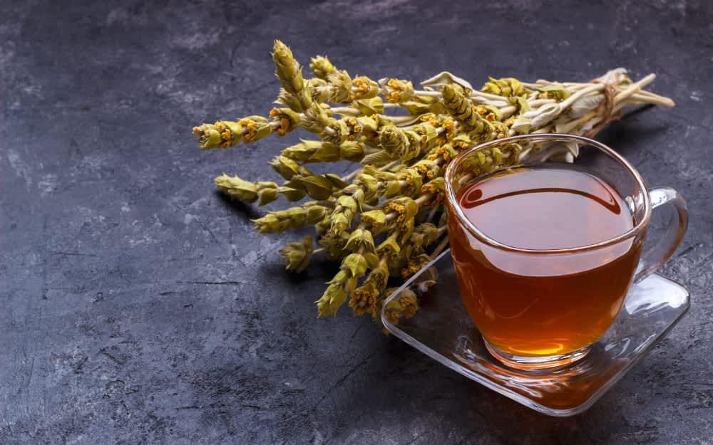 Greek Mountain Tea - Tsai Tou Vounou