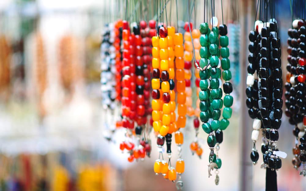 Greek Souvenirs - Worry beads