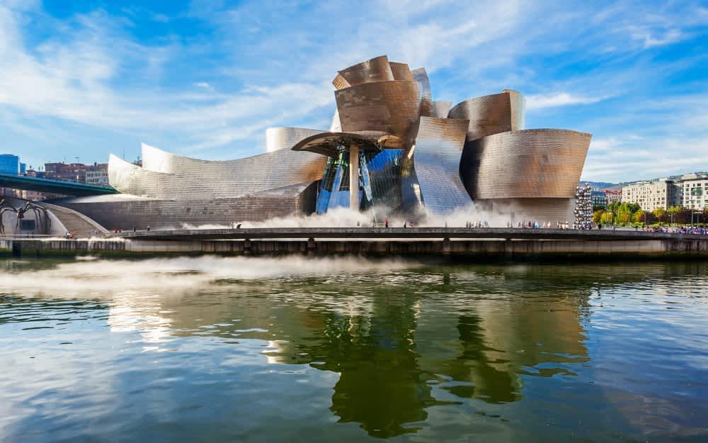 Guggenheim Museum - Spanish Monuments