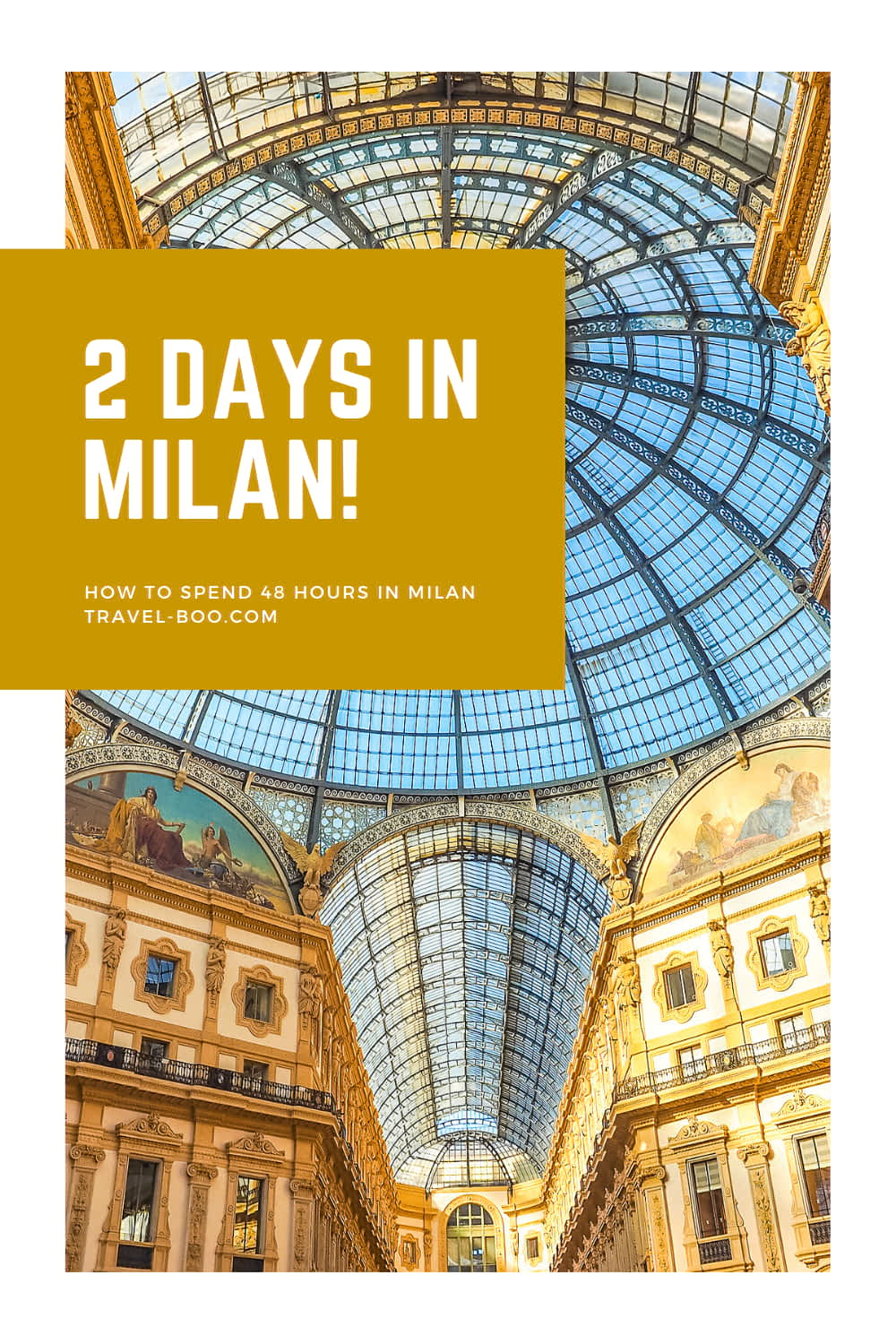 The Perfect 2 Days in Milan Itinerary! Milan Travel, Milan Travel Guide, Milan Italy, Italy Travel Guide, Italy Travel Tips. #milantravel #milan #italytravel