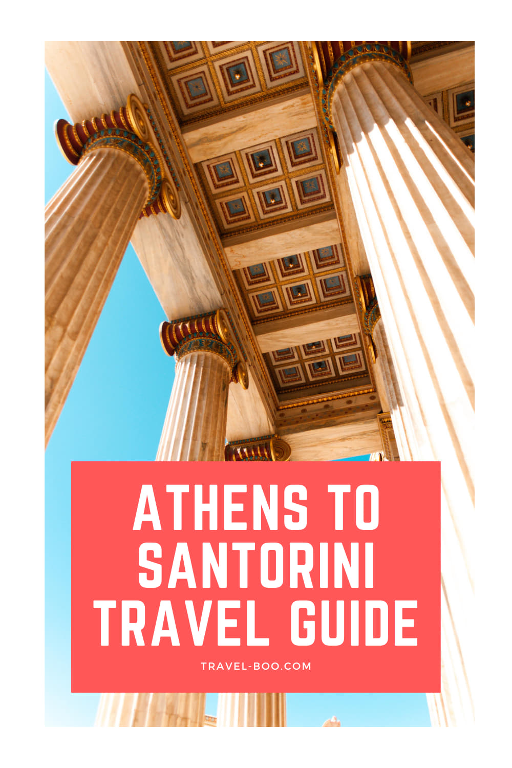 A Complete Travel Guide on How to get from Athens to Santorini. Athens Travel Guide, Santorini Travel Guide, Athens Itinerary, Santorini Itinerary, Greece Travel Islands, Greece Vacations, Santorini Greece, Athens Greece, Greek Islands. #athenstravel #santorinitravel #greecetravel