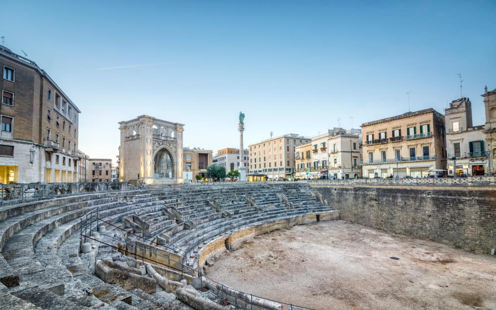 Lecce - cities in Puglia