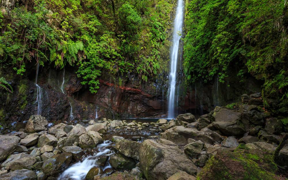 Levada das 25 Fontes - Levada Walks Madeira