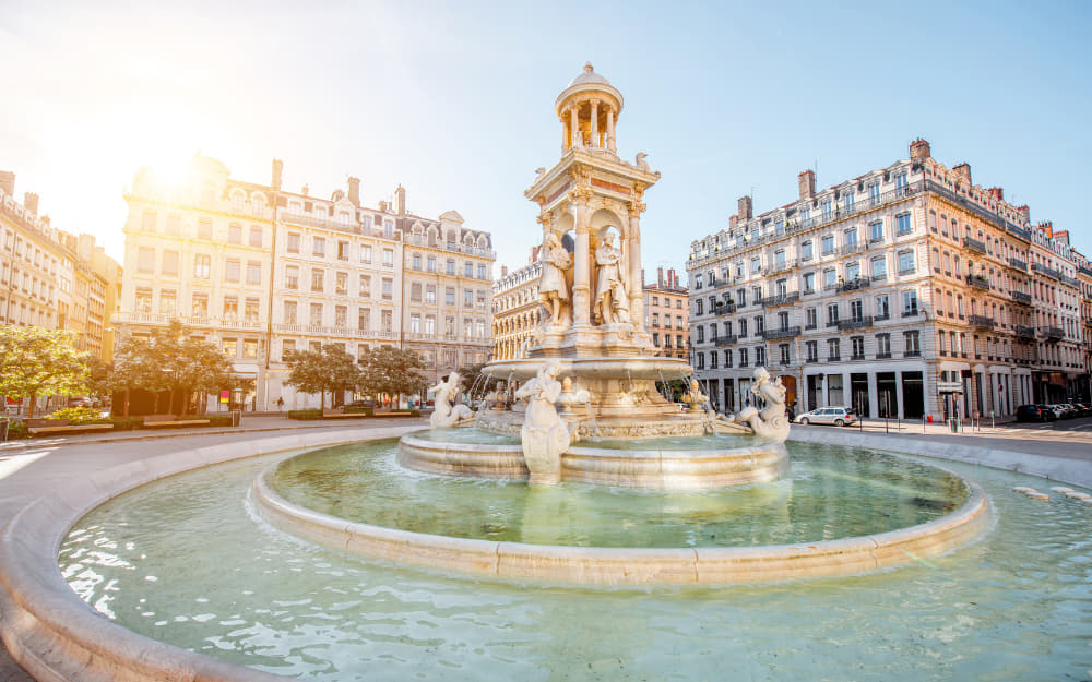 Lyon, France - French Quotes - 48 Iconic Quotes About France and About French Life!