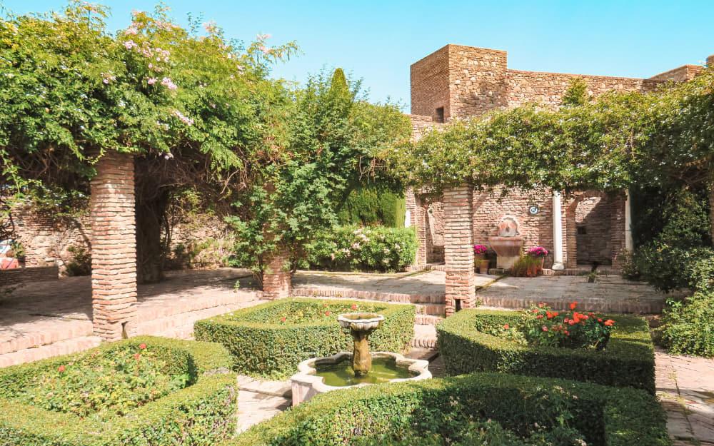 Malaga Alcazaba - © Photo by My Little World of Travelling