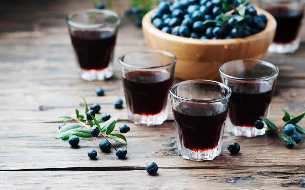 Mirto - italian liqueur