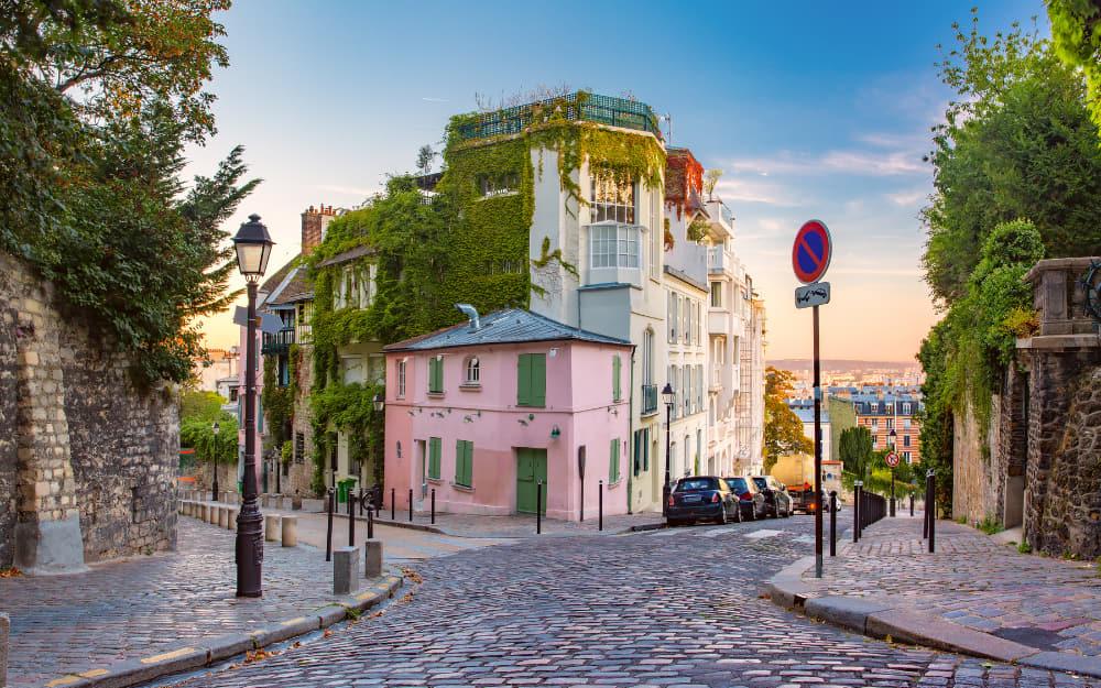 Montmarte Paris - Travel Quotes About Paris