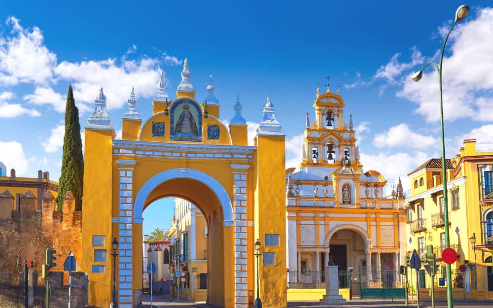Neighborhoods in Seville - Macarena