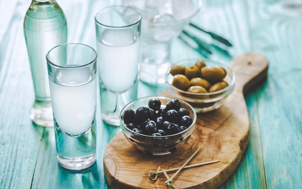 Ouzo - perfect Greek souvenir