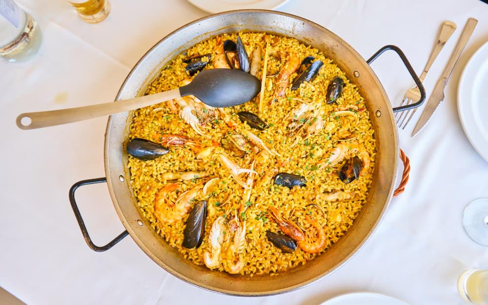 Paella - best Paella in Valencia