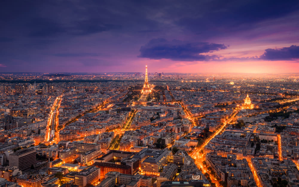 Paris At Night - 11 Best Things To Do in Paris at Night For a Beautiful Parisian Evening