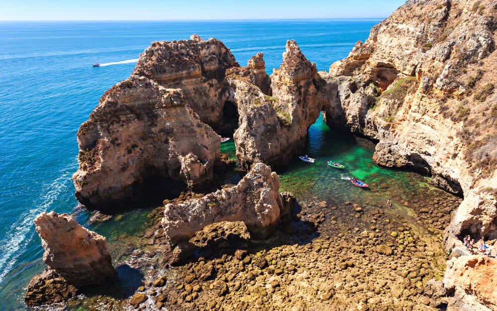 Ponta da Piedade - Hiking Algarve