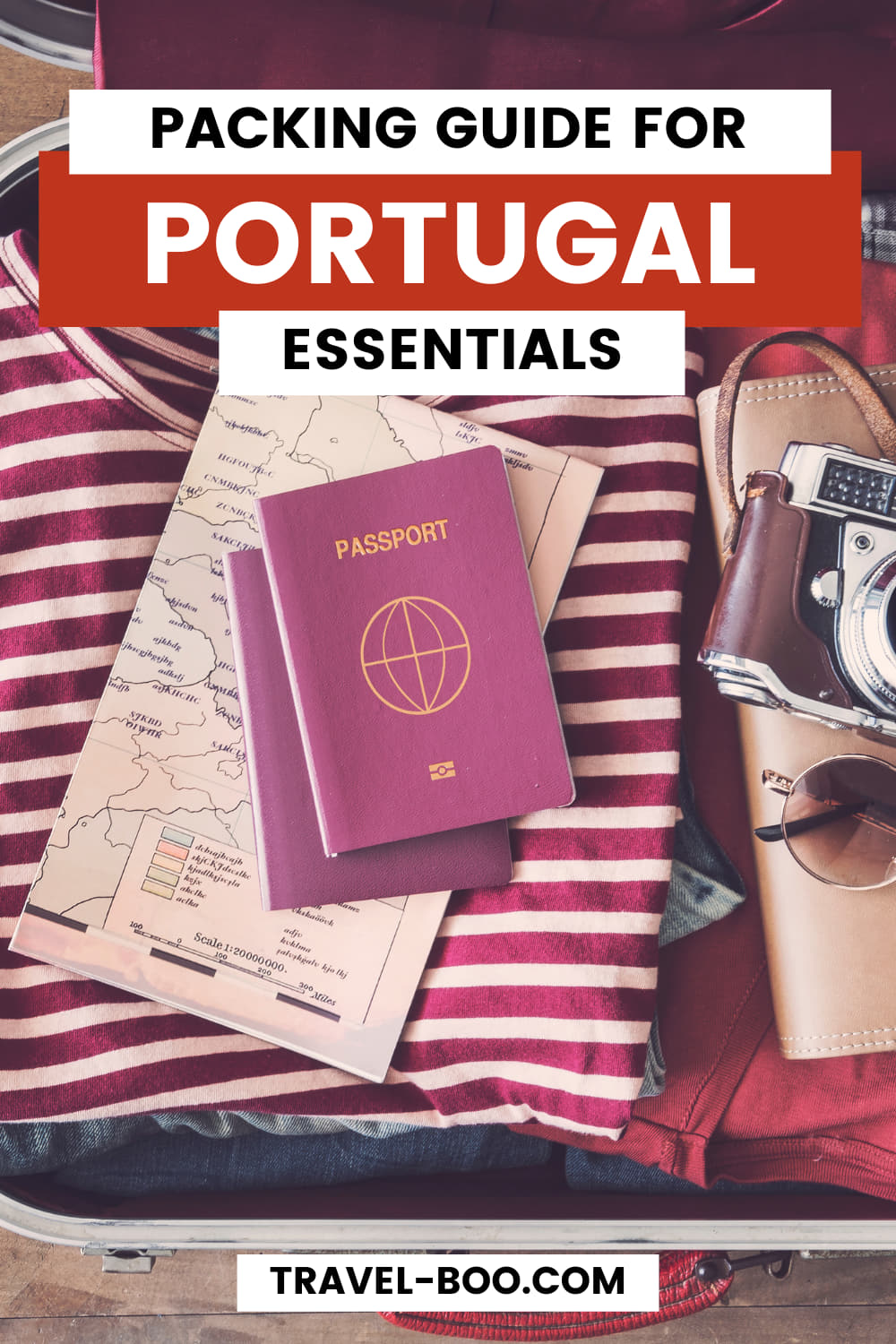 Portugal Packing List - What to pack for a trip to Portugal! Portugal packing, Portugal Travel, Portugal Travel Guide, Portugal Travel Essentials, Portugal Itinerary.