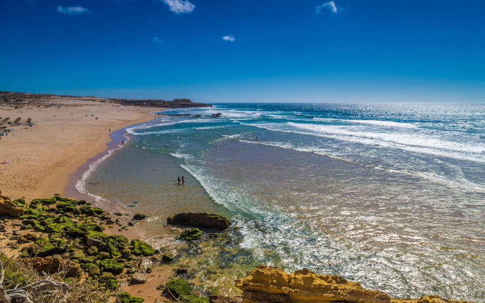 Praia do Guincho - © Image Courtesy of Serbek from Getty Images by Canva