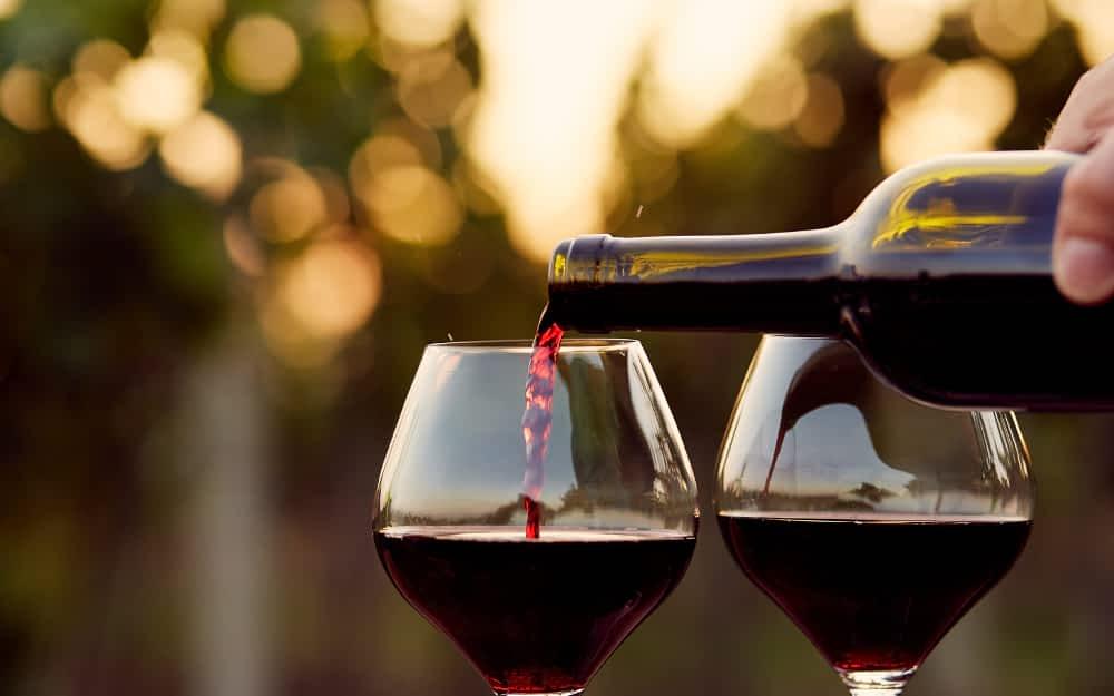Primitivo Wine from Puglia