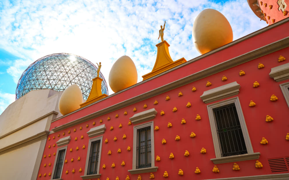 Salvador Dali Museum in Figueres - © Photo by Lunamarina by Canva