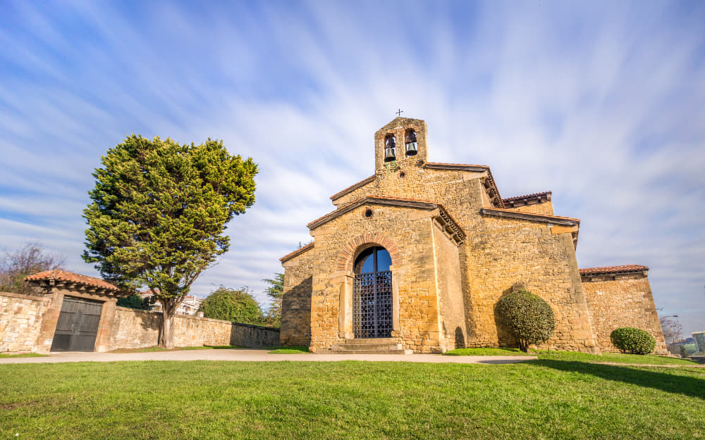 San Julian de los Prados Church © Photo by LucVi from Getty Images by Canva