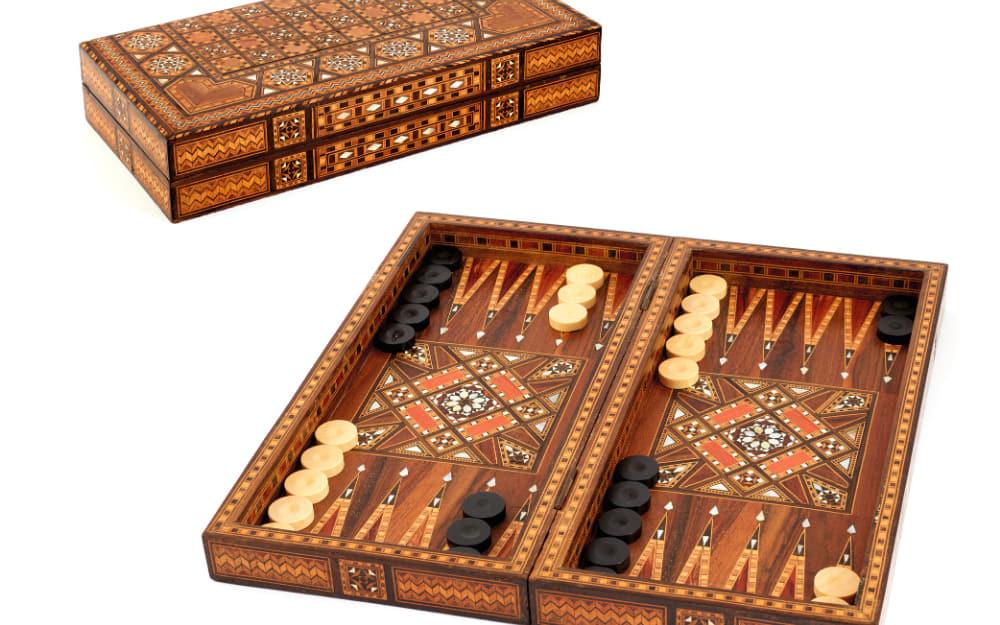 Tavli - Greek Backgammon