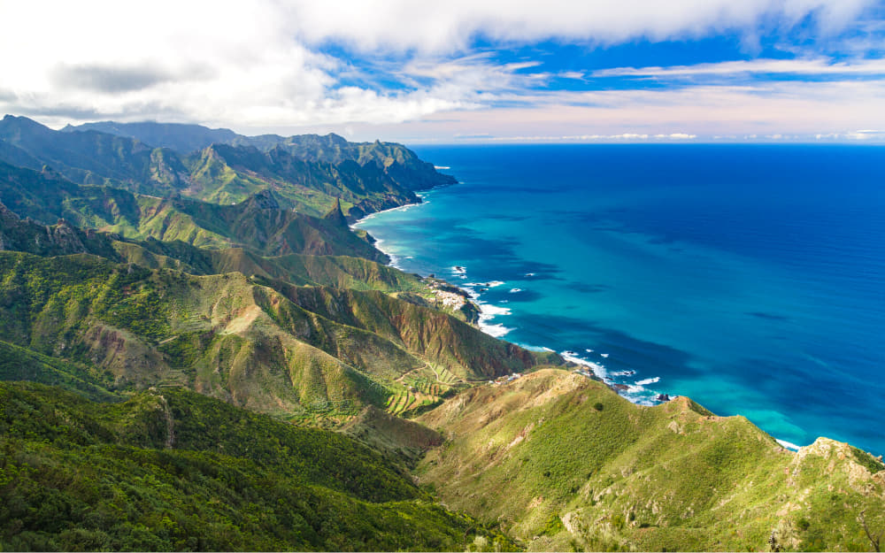 Tenerife Hiking - 7 Incredible Mountain & Coastal Hikes in Tenerife to Discover