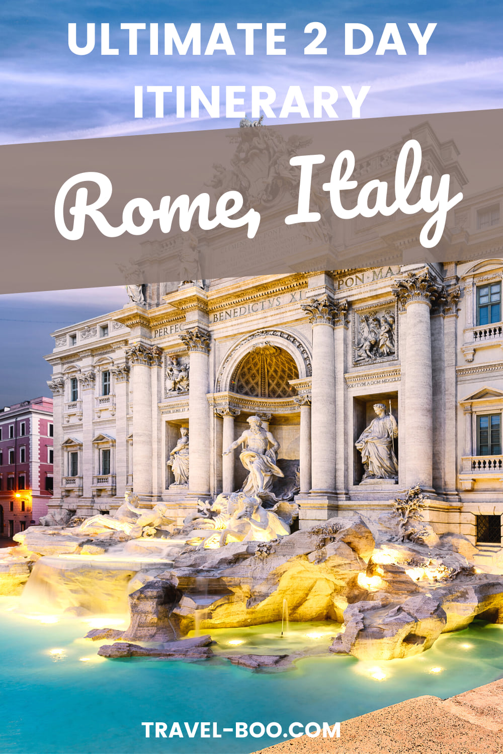 The Perfect 2 Days in Rome Itinerary - Rome Travel Guide! Rome Itinerary, Rome Travel, Rome Travel Guide, Rome Italy, Rome Travel Things to do, Italy Travel Itinerary, Italy Travel Guide. #romeitaly #rome #rometravel #romeguide