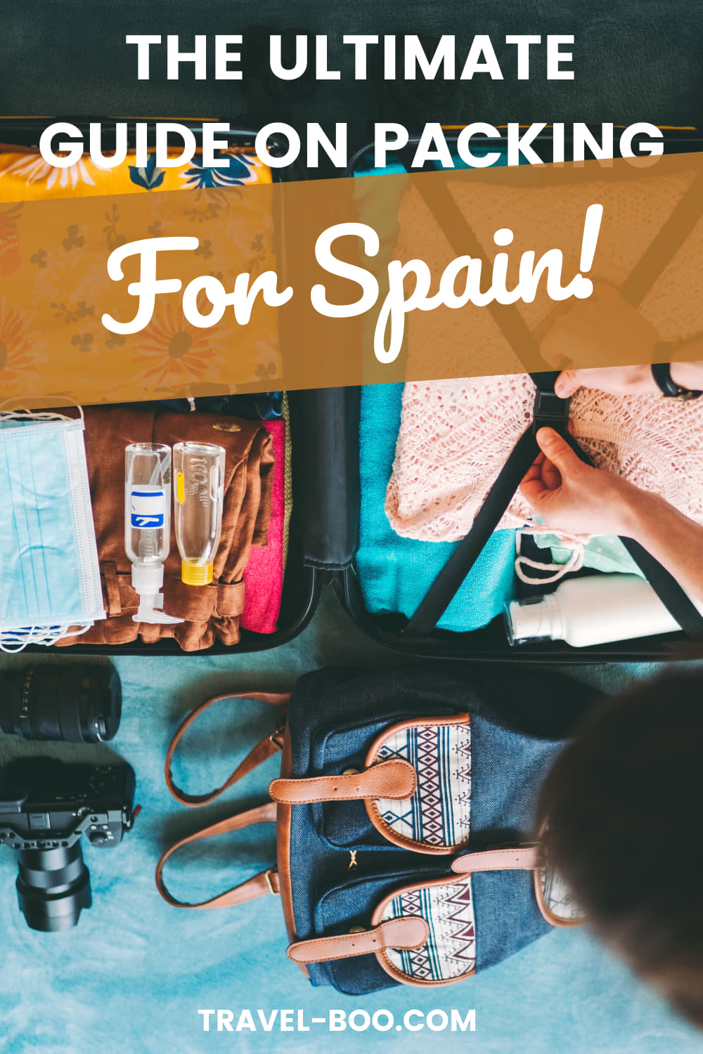The Ultimate Guide on Packing for Spain. Spain Travel Guide, Spain Travel Tips, Spain Travel Itinerary, Spain Travel, Barcelona Travel Guide, Madrid Travel Guide, What to pack for Spain, Spain Packing List. #spaintravel #spaintravelguide #spaintraveltips