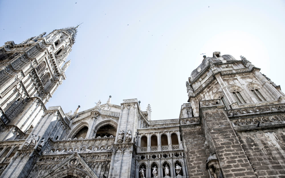 Toledo Cathedral in Spain - © Photo by erllre from Getty Images by Canva