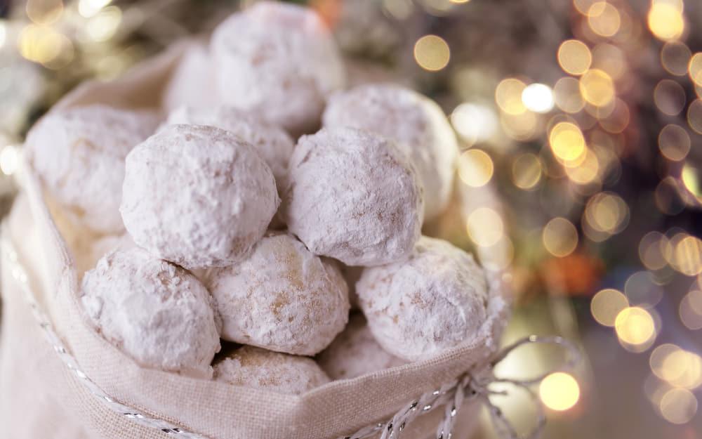 Traditional Greek Christmas Treats