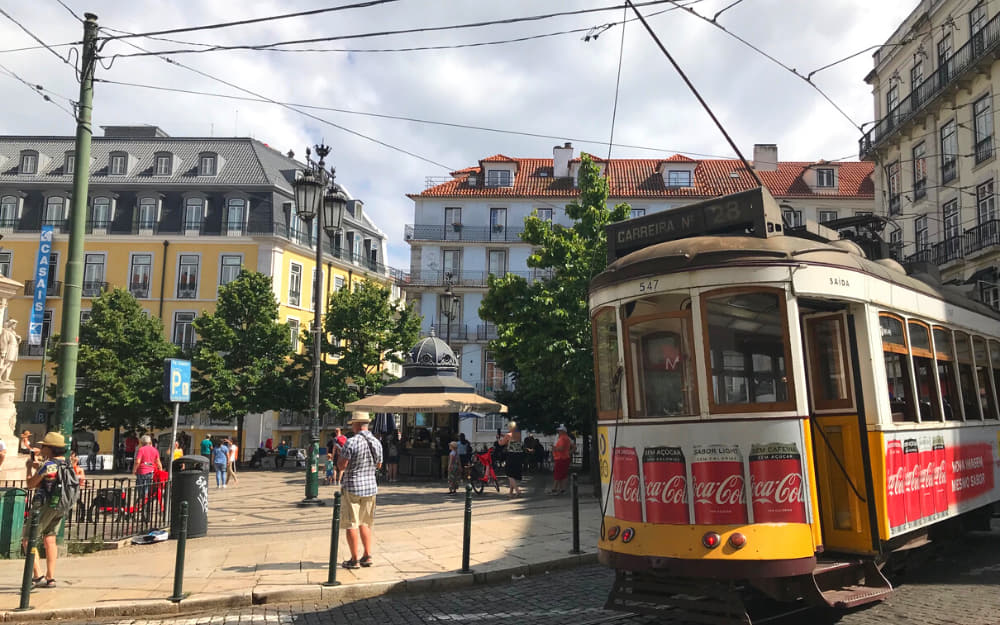 Transport in Lisbon - Photo by ©Travel-Boo