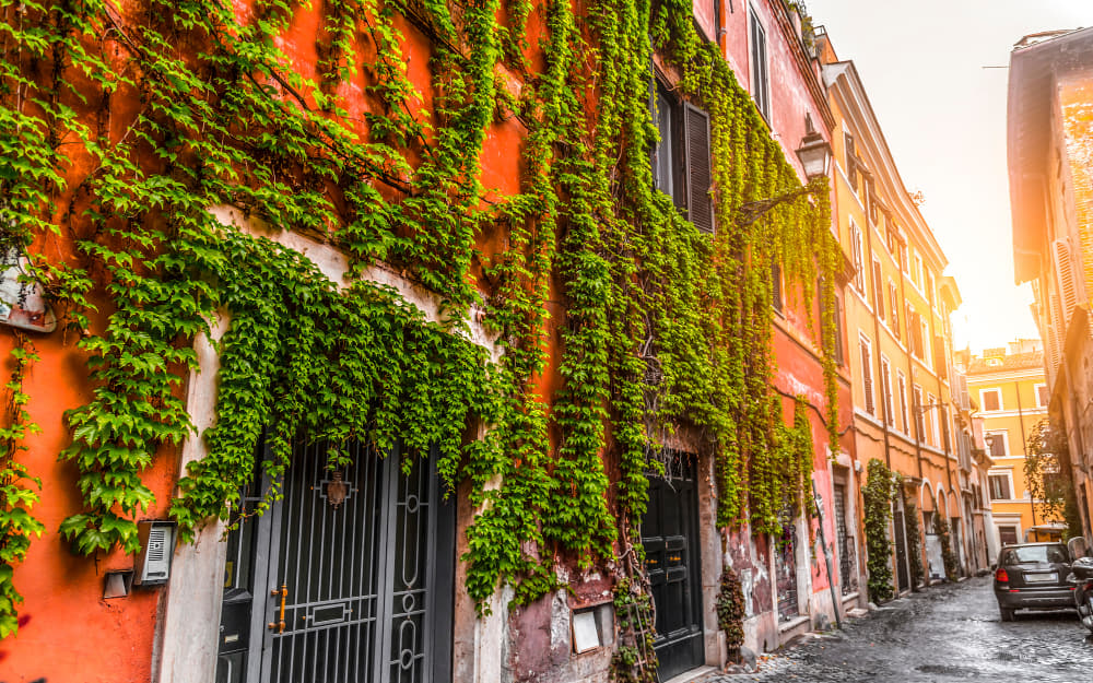 Travestere - Where to stay in Rome