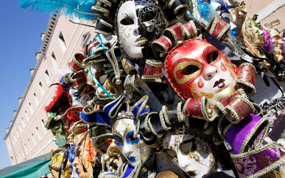 Venetial Masks