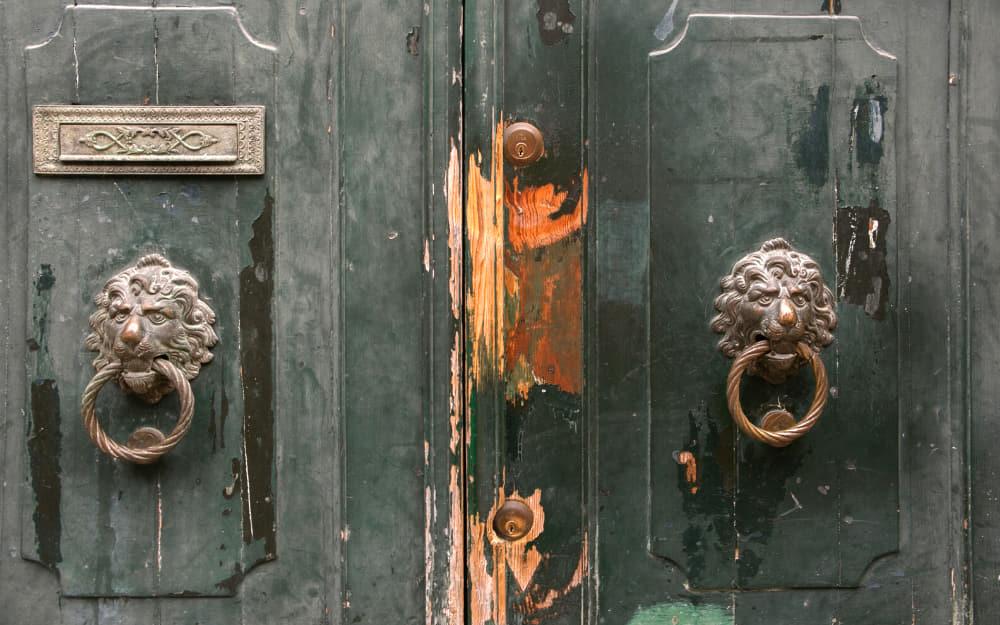 Venetian Door Knockers
