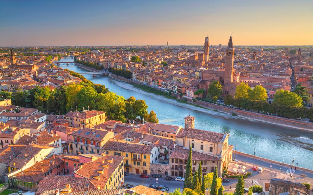 Verona View - Verona to Venice Travel Guide