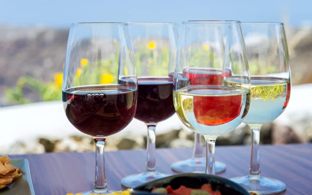 Vinsanto Wine - Best Greek Wines from Santorini