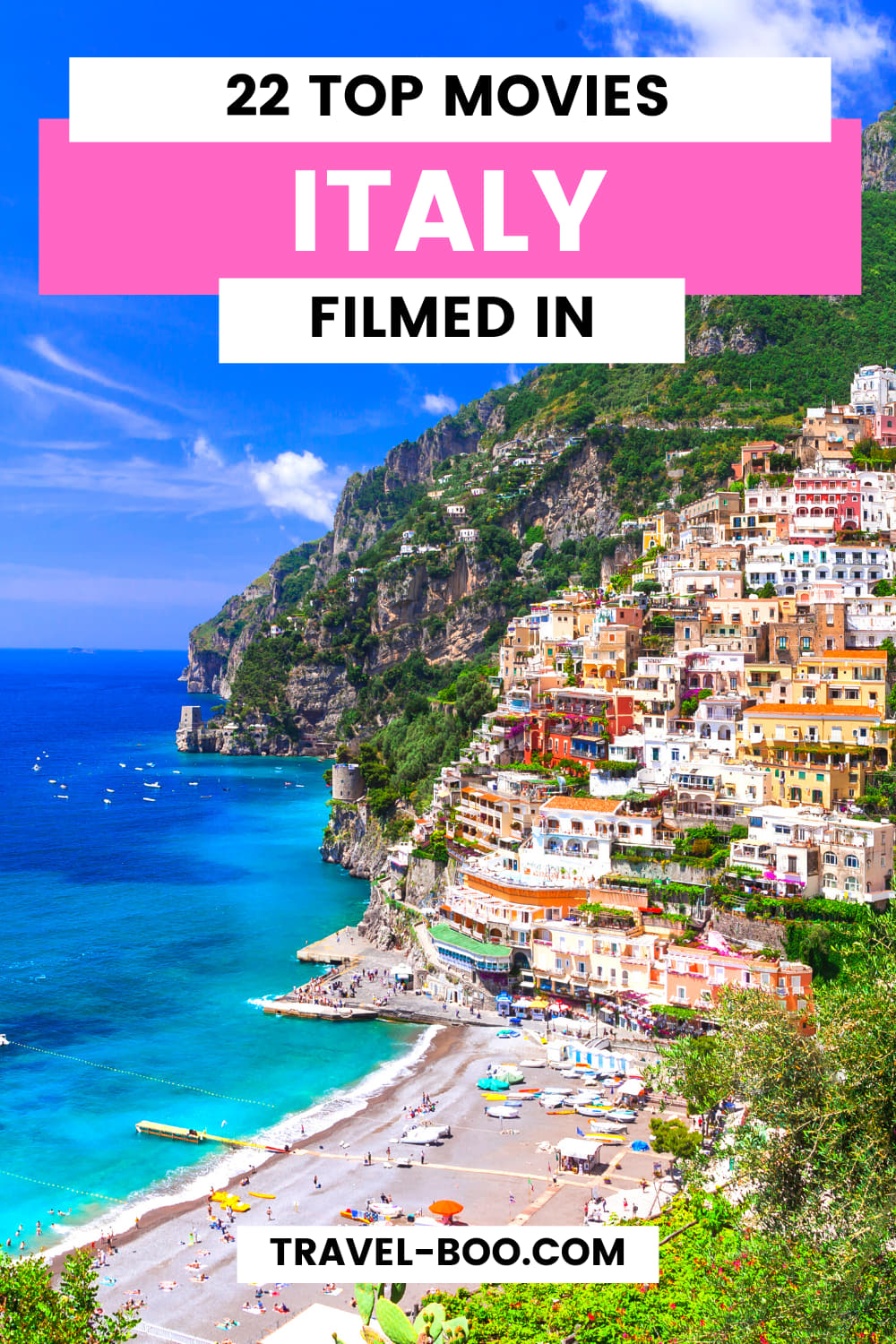 22 Best Italy Movies About or Set in Italy! Italy Movies, Italian Movies, Movies from Italy, Italy Travel, Italy, Italy Travel Tips!