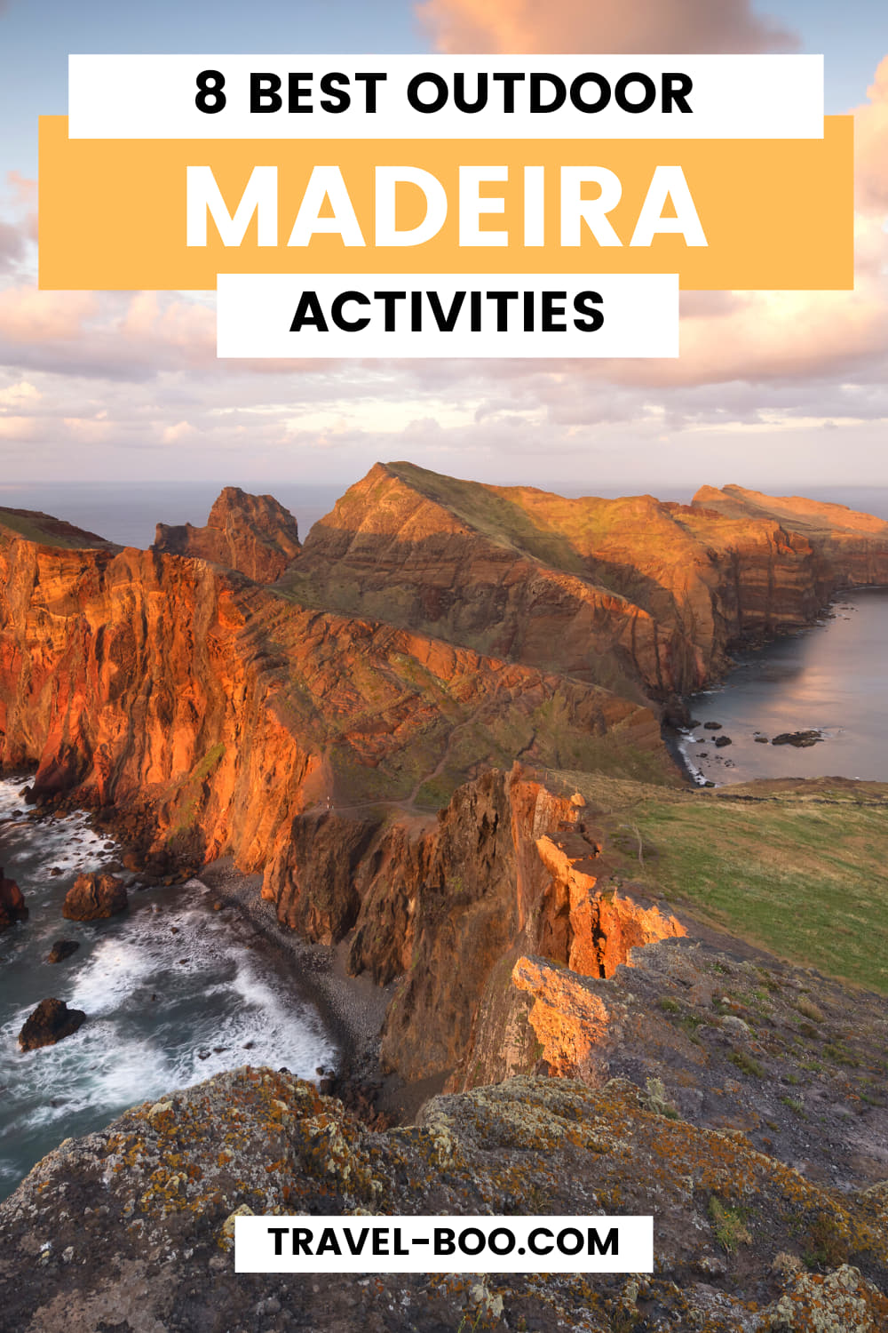 8 Exciting Outdoor Activities to try in Madeira, Portugal! Madeira Things to do, Madeira Travel, Madeira Portugal, Madeira Travel Guide