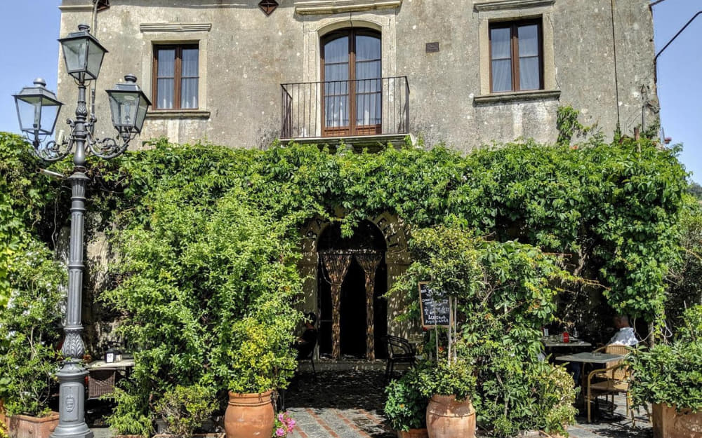 Movies Filmed in Italy, Bar Vitelli from The Godfather - ©OnceInALifetimeJourney