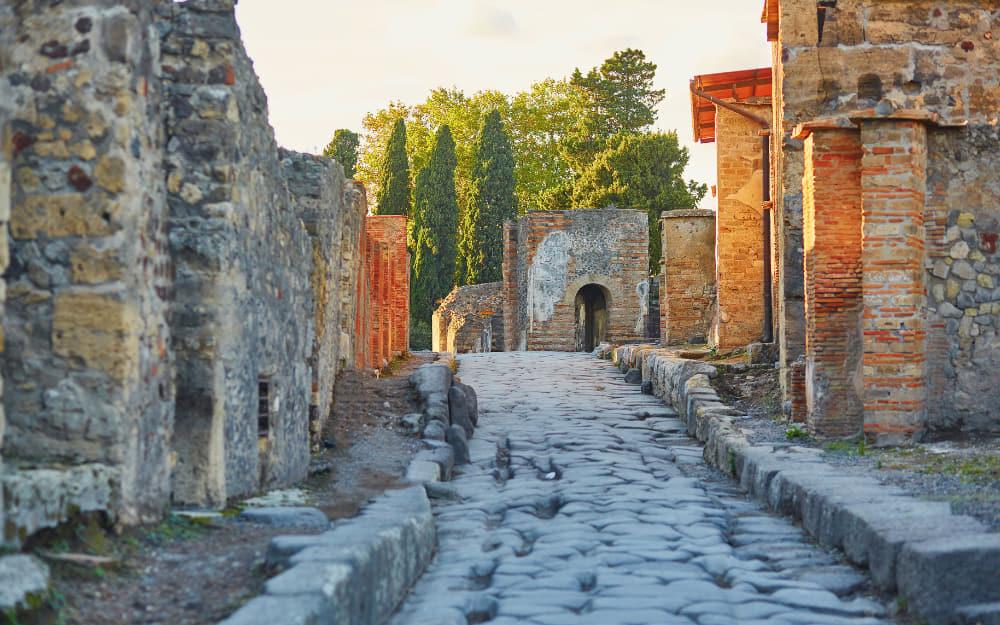 Pompei Italy © Jaspe by Canva