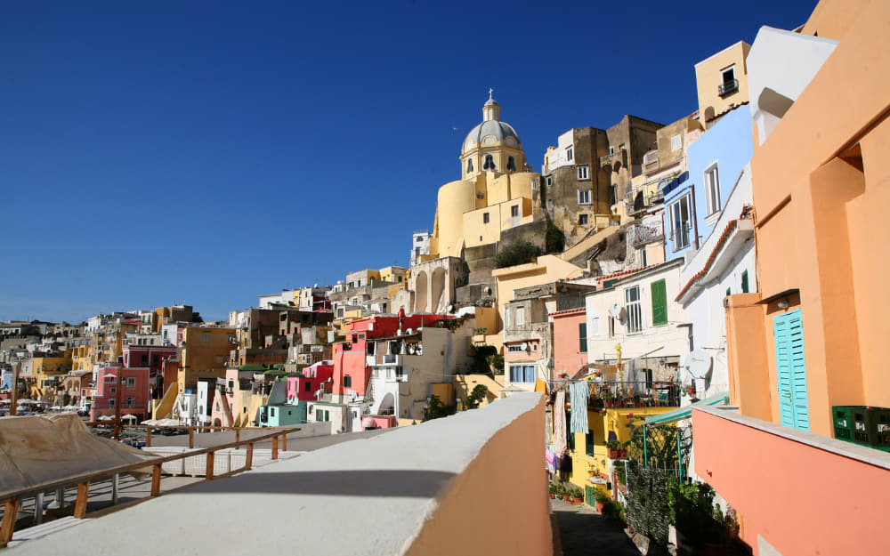 Procida © onairda from Getty Images by Canva