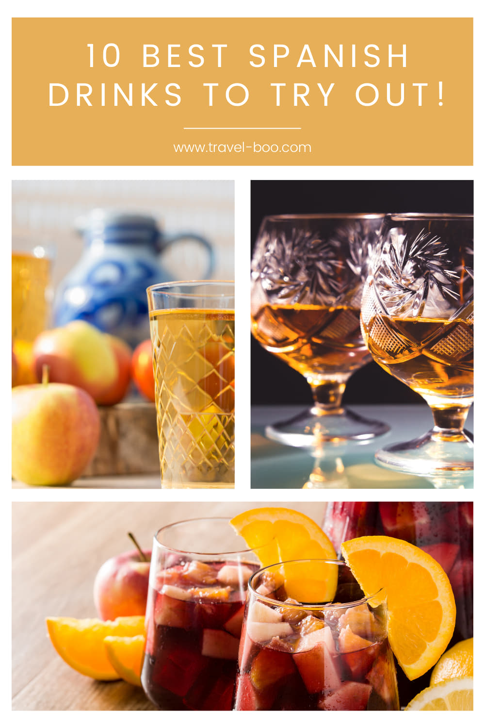 10 Best Spanish Drinks to try out when Visiting Spain! Spain Travel, Spanish Drinks, Spain Travel Itinerary, Spain Travel Tips, Spanish Travel Itinerary, Spain Itinerary, Spain Travel Guide.